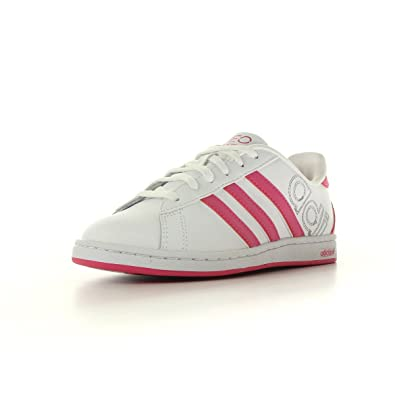Womens Adidas Derby Trainers - Pink White (5)  Amazon.co.uk  Shoes   Bags aab657f2d