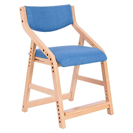 amazon com simple and stylish solid wood beech children s chair