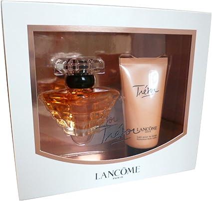 Lancome Tresor Femme/Woman, – Set de regalo Eau de Parfum, 30 ml Plus bodylotion, 50 ml, 1er Pack (1 x 2 unidades): Amazon.es: Belleza