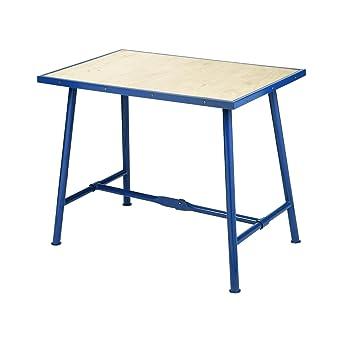 Stupendous Ridgid 27481 Folding Workbench 1000 Mm X 620 Mm X 810 Mm Camellatalisay Diy Chair Ideas Camellatalisaycom