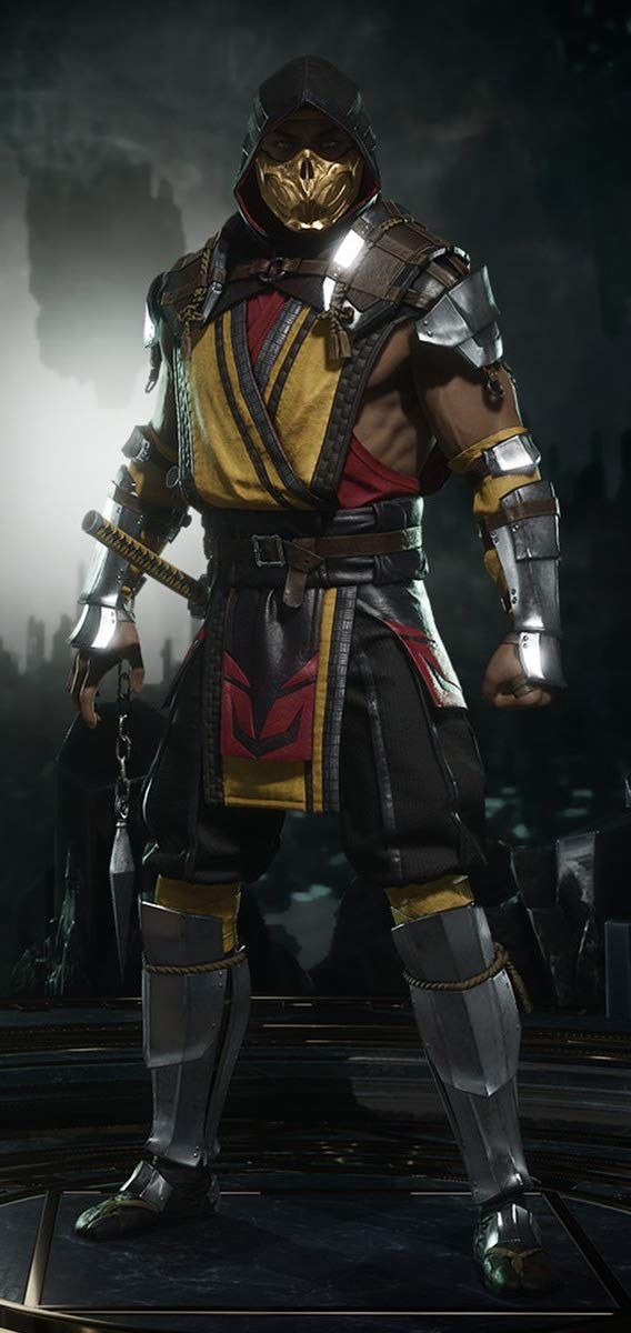 Scorpion Action Figure McFarlane Toys Mortal Kombat