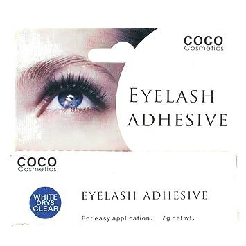 COCO Cosmetics Eyelash Adhesive 7g by Coco