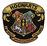 Harry Potter House of HOGWARTS Crest PATCH