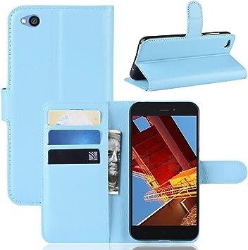 Funda para Xiaomi Redmi Go Case Flip Cover Cartera con Ranura para ...