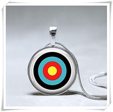 5c912b41a4eb5 Amazon.com  A little little love Archery Necklace - Target Necklace ...