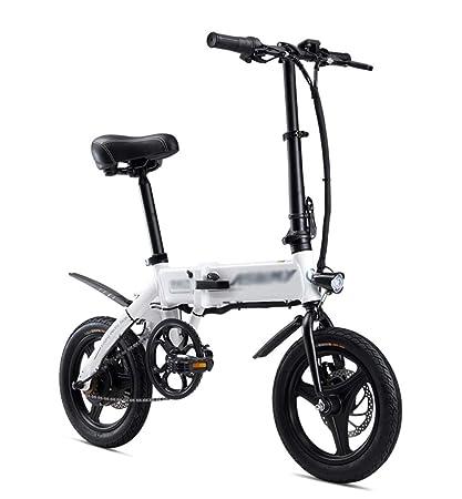 Amazon com : Electric Bikes for Adults Ladies Folding Men/Ladies