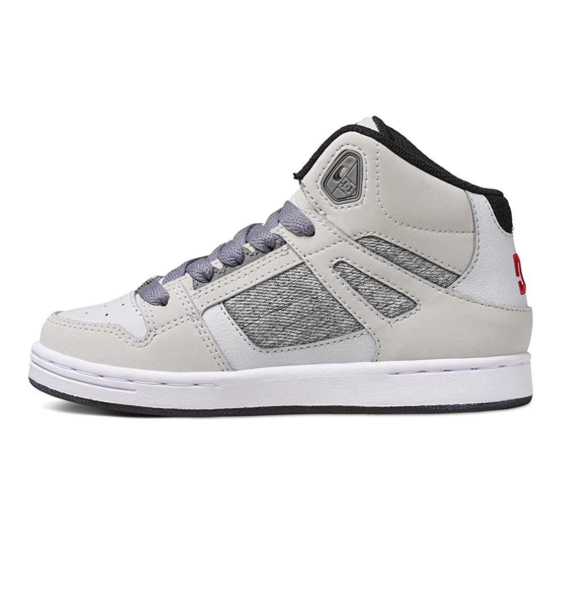DC Kids Youth Rebound Se Skate Shoes