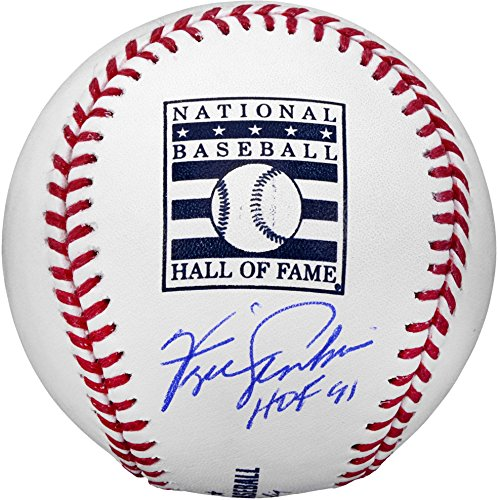 Jenkins Autographed Chicago Cubs Baseball (Fergie Jenkins Chicago Cubs Autographed HOF Logo Baseball with ''HOF 91'' Inscription - Fanatics Authentic Certified)