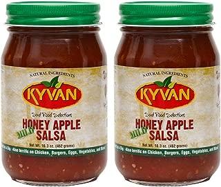 product image for KYVAN Mild Honey Apple Salsa - 2 Pack