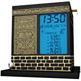 MIRAC Kabe Ezan Saati + Kuran-I Kerim Hediyeli + Kaaba Azan Horloge avec Quran