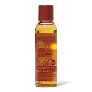 Creme of Nature Argan Oil Smooth & Shine Polisher, 4 oz