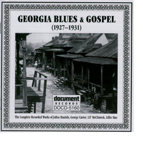Georgia Blues & Gospel 1927 - 1931
