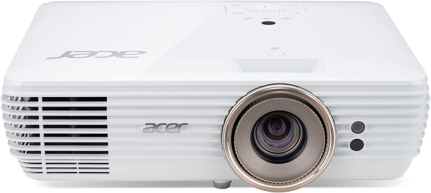 Acer Home V7850 Video - Proyector (2200 lúmenes ANSI, DLP, 2160p ...