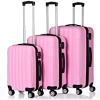 onEveryBaby 3-In-1 Multifunctional Large Capacity Traveling Suitcase (Pink)