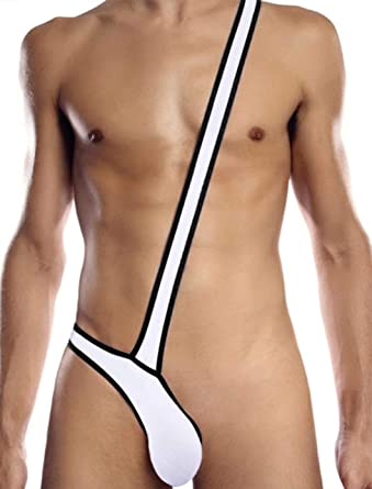 e2a47ecdbcad Loverx Men's Synthetic Sling String One Sided Underwear (Multicolour, Free  Size): Amazon.in: Clothing & Accessories