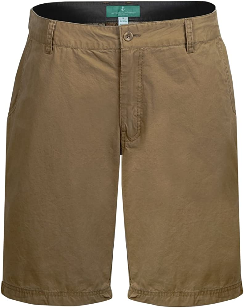 Artisan Outfitters Mens Mobile Bay Twill Shorts
