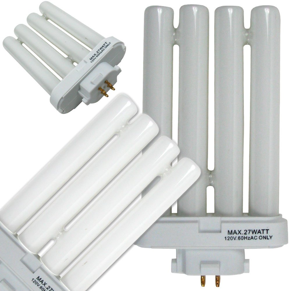 27W Tube Bulb for Lavish Home Sunlight Lamps - Compact Fluorescent ...