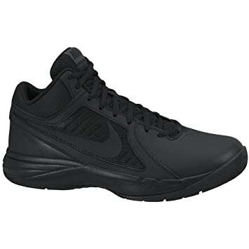 Nike The Overplay VIII Black Casual Shoes - Men