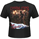 Cannibal Corpse Tomb Of The Mutilated 公式 メンズ 新しい ブラック T Shirt