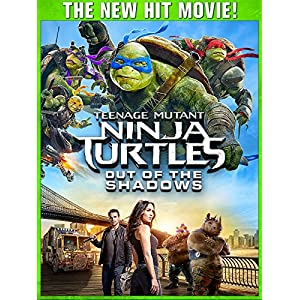 Ratings and reviews for Teenage Mutant Ninja Turtles: Out Of The Shadows