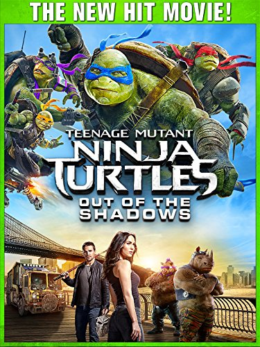Ninja Turtle Movie (Teenage Mutant Ninja Turtles: Out Of The Shadows)