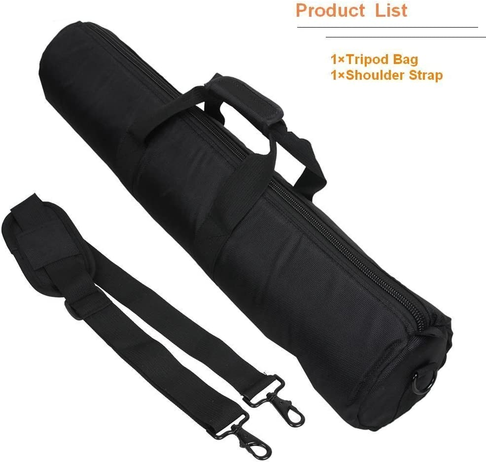 "Tripod Carry Bag Pad Package -Bailuoni Great As A Carrying Case for Your Tripod in Outdoor/Outing Photography Bag (50cm(19.6"" × 4.7"")"