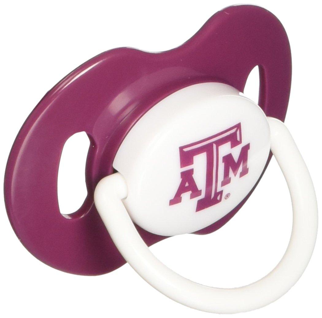 Amazon.com: NCAA Texas A & M Aggies 2 Paquete Chupete: Baby