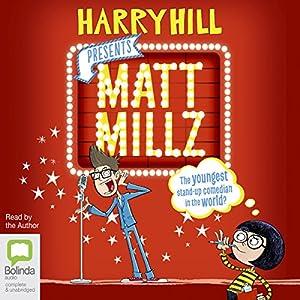 Matt Millz Audiobook