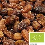 """dátiles """"Deglet Nour"""" 1kg, deshidratados y deshuesados, frutos secos delicados de cultivo biológico-controlado, no-sulfurados y sin azúcar"""