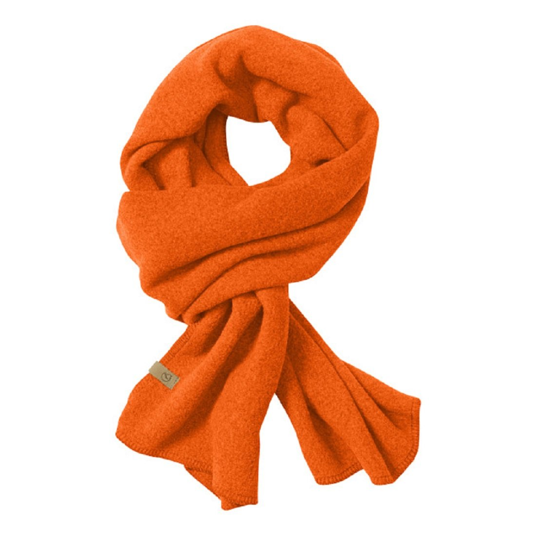 Fjällräven Lappland Fleece Scarf Jagdschal, safety orange