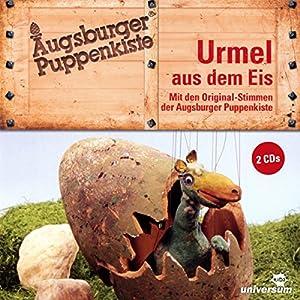 Augsburger Puppenkiste: Urmel aus dem Eis (CD de audio)