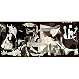 Guernica by Pablo Picasso Art Print, 54 x 28 inches