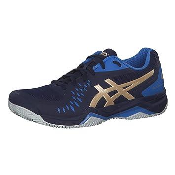 ASICS Chaussures Gel-Challenger 12 Clay: Amazon.es: Deportes y ...