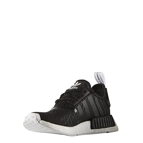 38e5073973ee adidas Originals Women s NMD Runner W Black and Silver Running Shoes - 9  UK  Amazon.in  Shoes   Handbags