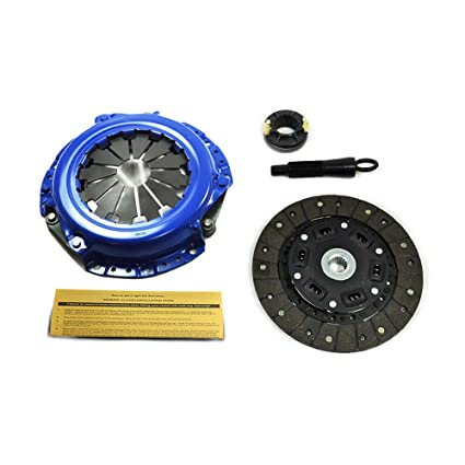Amazon.com: EFT STAGE 2 CLUTCH KIT fits 09-11 HYUNDAI ACCENT 06-09 KIA RIO LX SX 1.6L DOHC: Automotive