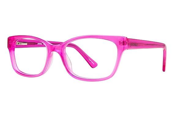 60c918af761 Amazon.com  Picklez Bella Childrens Eyeglass Frames - Pink  Clothing