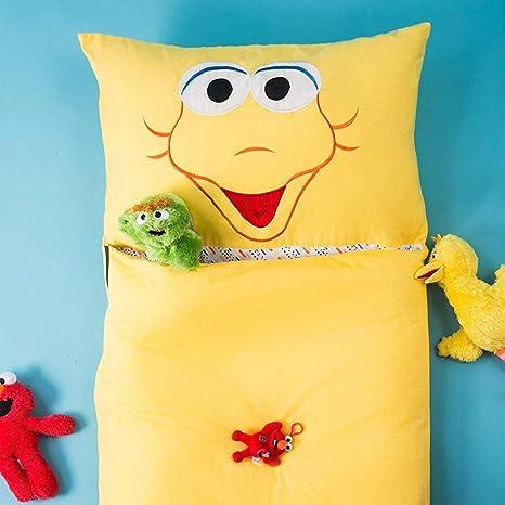 LYZL Saco de Dormir para niños Grande Multifuncional (3 años, 1.5M) Saco