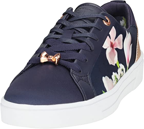 Ted Baker Alyzzi Womens Trainers Navy