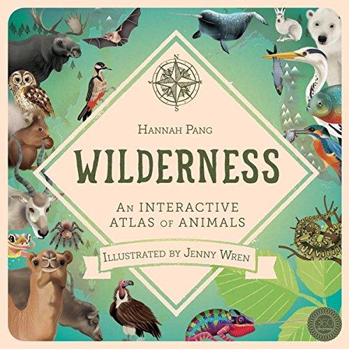 Wilderness: An interactive atlas of animals pdf