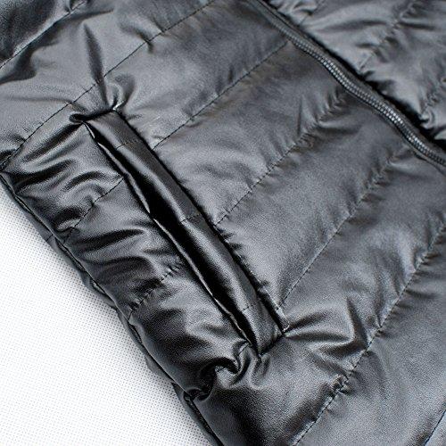 Etosell Femmes Chaudes Hiver Fourrure Hooded Jacket Parka XXXL