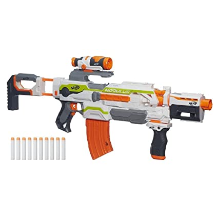 There's never a bad time to buy Nerf guns, but Black Friday just happens to  be a particularly good time to buy them. Everything you see below is on  sale, ...