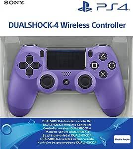 Sony - Dualshock 4 Controller Electric Purple (PS 4): Sony: Amazon.es: Videojuegos