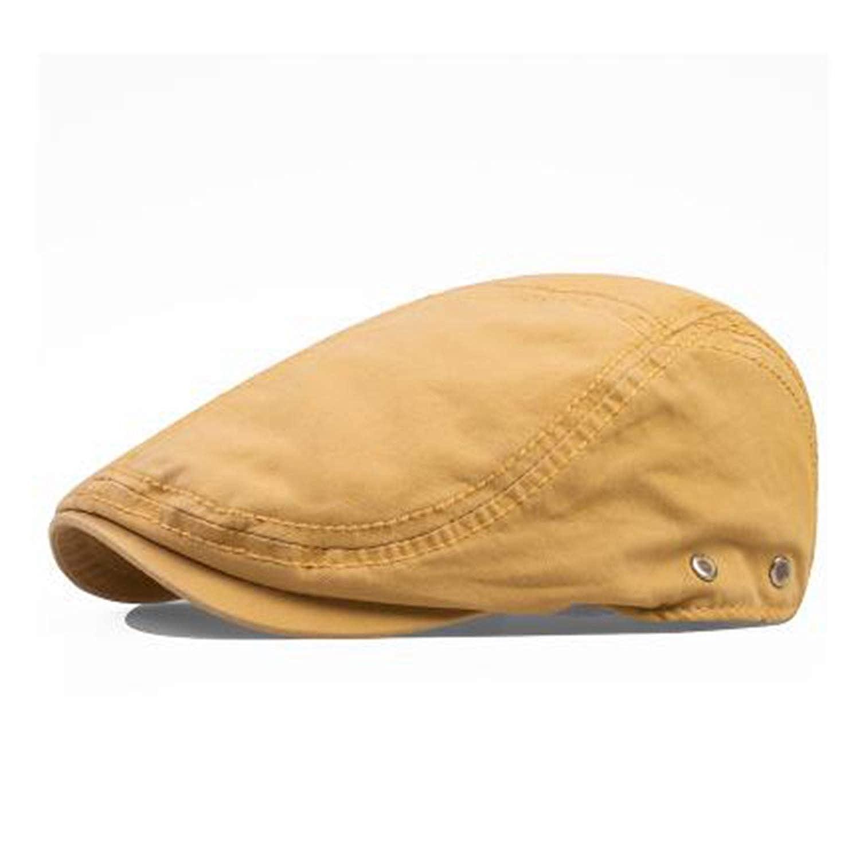 Gomfe Male Fluid Autumn Beret Hat Fashion Men Cap Casual Fashion Personality Fashion Men Cap