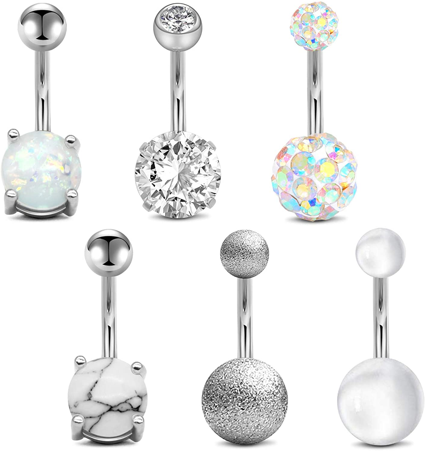 Belly Button Jewelry,belly ring Navel Piercing Ring Piercing,Belly Ring Navel Jewelry Belly ring