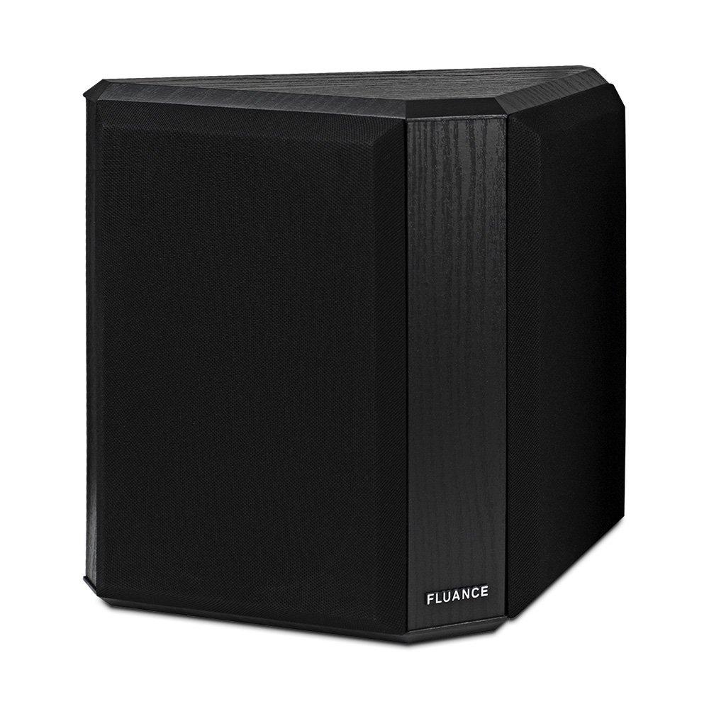 Amazon.com: Fluance SXBP2 Home Theater Bipolar Surround Sound Speakers  (Black Ash): Home Audio & Theater