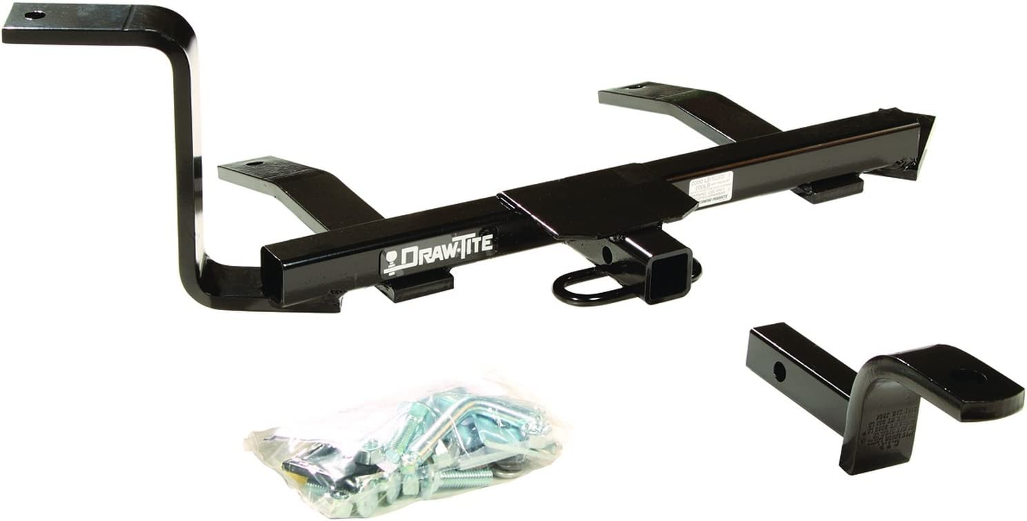 Draw-Tite 24824 Class I Sportframe Hitch with 1-1//4 Square Receiver Tube Opening