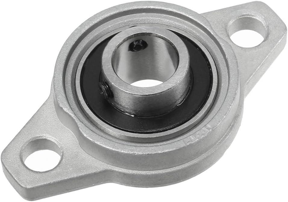 5pcs 6x27x8.5mm Round Wheel Bearing Guide Rail Roller Load 89KG for 3D Printer