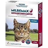 Milbemax All-wormer Tablet for Large Cat Pet Meds