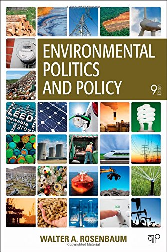 Environmental Politics and Policy, 9th Edition