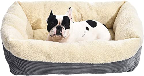 AmazonBasics-Warming-Pet-Bed-For-Dogs